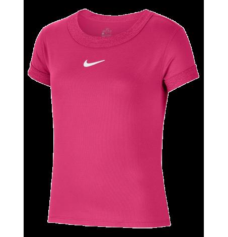 Футболка Nike Court Dri-FIT G (Розовый)