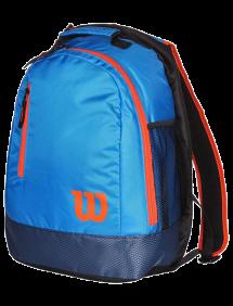 Рюкзак Wilson Youth Backpack (Синий/Оранжевый)