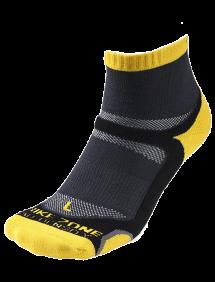 Носки Karakal X4 Ankle (Черный/Желтый)