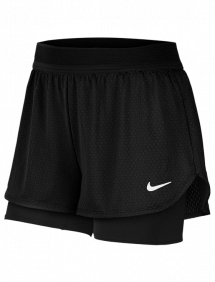 Юбка Nike Court Flex W (Черный)