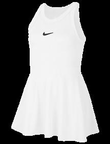 Платье Nike Court Dri-FIT G (Белый)