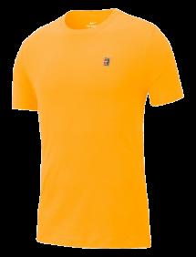 Футболка Nike Court (Желтый)