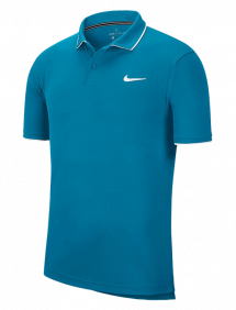 Поло Nike Court Dry M (Бирюзовый)