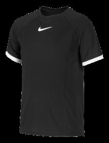 Футболка Nike Court Dri-FIT B (Черный)