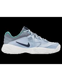 Кроссовки женские Nike Court Lite 2 (Голубой)