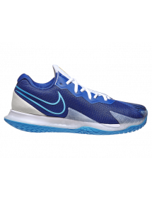 Кроссовки мужские Nike Court Air Zoom Vapor Cage 4 (Синий)
