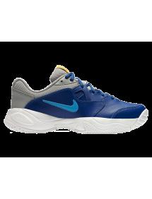 Кроссовки детские Nike Court Jr. Lite 2 (Синий)
