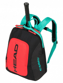 Рюкзак Head Kids Backpack Gravity (Красный/Черный)