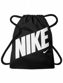 Мешок для обуви Nike Kids Graphic Gym Sack (Черный)