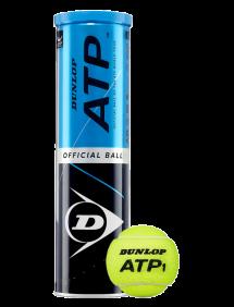 Теннисные мячи Dunlop ATP x4