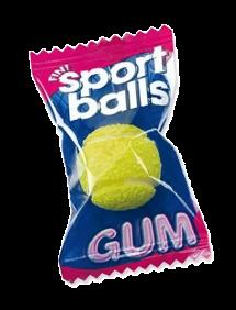Жевательная резинка  Tennis Gum, 5g