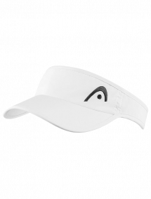 Кепка Head Pro Player Womens Visor (Белый)
