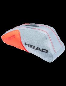 Сумка Head Radical 6R Combi (Серый/Оранжевый)