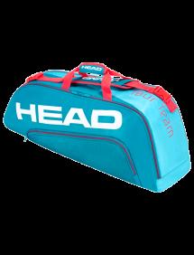 Сумка Head Tour Team 6R Combi (Синий/Розовый)