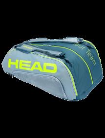 Сумка Head Tour Team Extreme 12R Monstercombi (Серый/Зеленый)