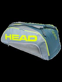 Сумка Head Tour Team Extreme 9R Supercombi (Серый/Зеленый)
