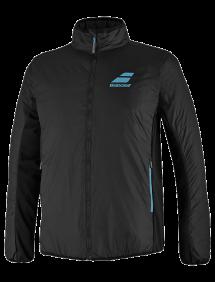 Куртка Babolat Exercise Padded M (Черный/Черный 2000)