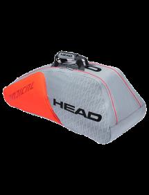 Сумка Head Radical 9R Supercombi (Серый/Оранжевый)