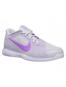 Кроссовки женские Nike Air Zoom Vapor Pro (Серый/Фиолетовый)