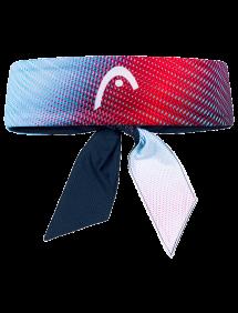 Бандана Head (Голубой/Красный)