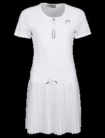 Платье Head Performance Dress  W (Белый)