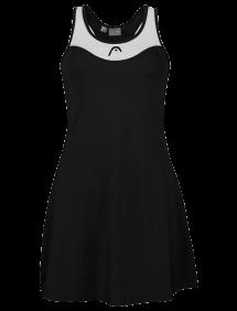 Платье Head Diana Dress W (Черный/Белый)