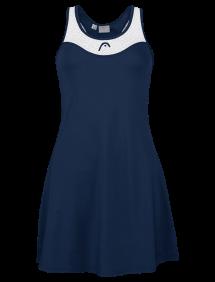 Платье Head Diana Dress W (Синий/Белый)