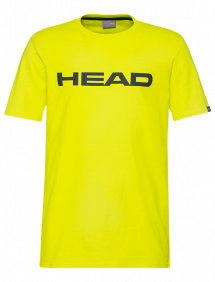 Футболка Head Club Ivan T-Shirt B (Желтый)