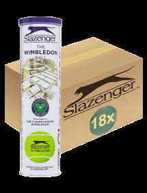 Теннисные мячи Slazenger Wimbledon (18x4)