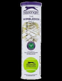 Теннисные мячи Slazenger Wimbledon x4