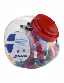 Овергрип Babolat My Overgrip 70pcs Bocal Assorti