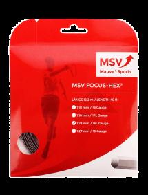 Струны для тенниса MSV Focus-HEX 12m