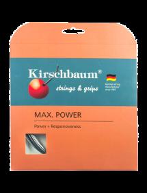 Струны для тенниса Kirschbaum Max Power 12m