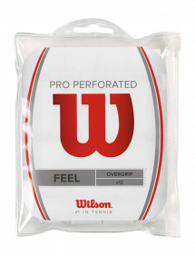 Овергрип Wilson Pro Overgrip Perforated 12pcs