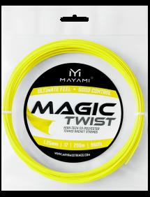 Струны для тенниса Mayami Magic Twist 12m