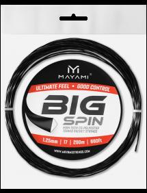 Струны для тенниса Mayami Big Spin 12m