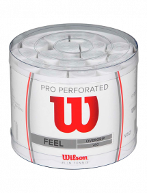 Овергрип Wilson Pro Overgrip Perforated 60pcs