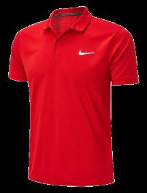 Поло Nike Court Dri-FIT Victory M (Красный)