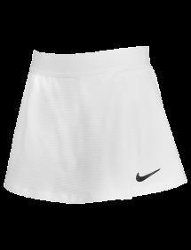 Юбка Nike Court Dri-FIT Victory Flouncy G (Белый)