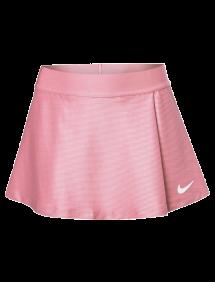 Юбка Nike Court Dri-FIT Victory Flouncy G (Розовый)