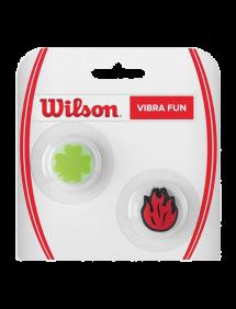 Виброгаситель Wilson Vibra Fun N Clover Flame