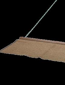 Разметалка  Для очищения корта из кокосового волокна