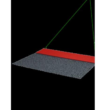 Разметалка  Для корта двойная на алюминиевой рейке