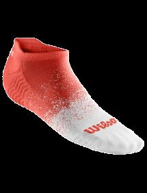 Носки Wilson Kaos II Noshow 1pair unisex (Coral/White)