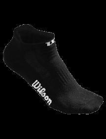 Носки Wilson No Show Sock 3pair женские (Black)