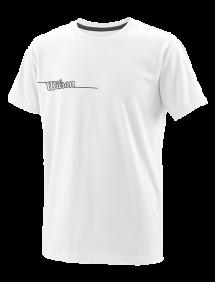 Футболка Wilson Team II 7 Tech Tee W (White)