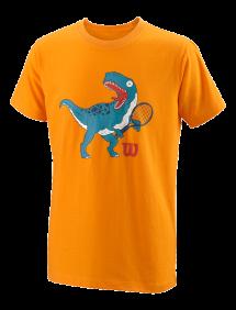 Футболка Wilson Trex Tech Tee B (Orange)