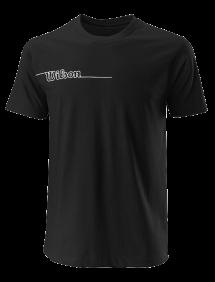 Футболка Wilson Team II Tech Tee M (Black)