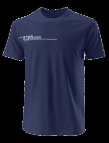 Футболка Wilson Team II Tech Tee M (Navy)