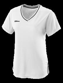 Футболка Wilson Team II V-Neck W (White)